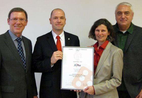 Neues Mitglied im Verbund DIE6 BiKa Birgit Schepp GmbH Bad Soden
