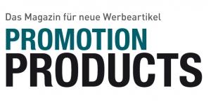 Promotion Products – Das Magazin für neue Werbeartikel