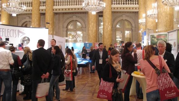 Die marke|ding| Wien fand am 29. April in der Hofburg statt.