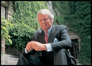 Anton-Wolfgang Graf von Faber-Castell (†)
