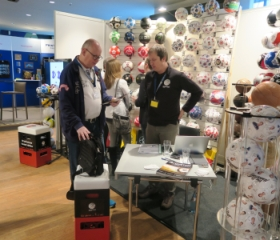 HSV Merchandising Messe: Gelungener Aussteller-Mix