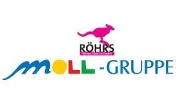 Röhrs wird Teil der Moll Gruppe