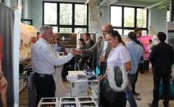 VKF Renzel: Hausmesse im TextilWerk Bocholt