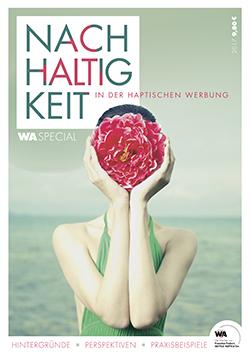 WA Special Cover 250p - WA-Special zum Thema Nachhaltigkeit erschienen