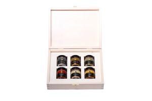 911211601 chok chai gewuerz geschenksbox professional 6 glaeser HQ 01 - Geschmackvolle Spendeninitiative
