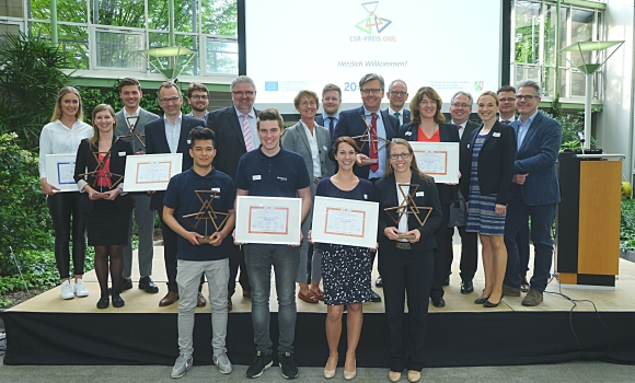 halfar csr preis - Halfar: Auszeichnung mit CSR-Preis