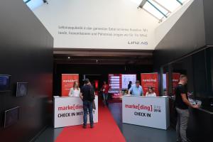 marke|ding| Linz: Rundum gelungenes Debut
