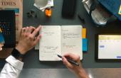 Moleskine-Studie zur Handschrift im digitalen Zeitalter