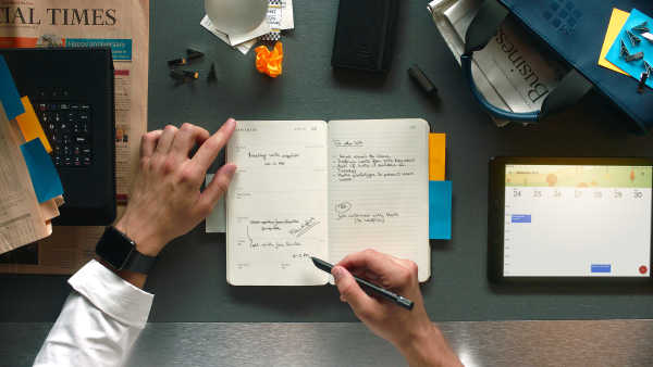 moleskine studie - Moleskine-Studie zur Handschrift im digitalen Zeitalter