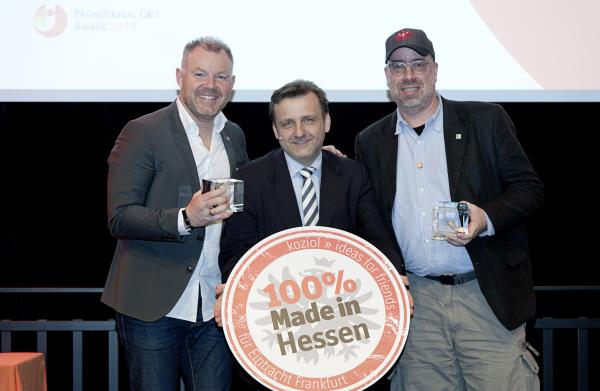 pga18 gewinner koziol 600 - Promotional Gift Award 2019: Gewinner gesucht