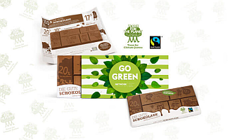 DieGuteSchokolade Herzensprojekt nurWeb - Naschen für den Klimaschutz