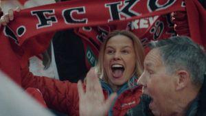 selfieschal2 - Die stonn zu dir, FC Kölle!