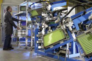 stabila wasserwagenproduktion v - 130 Jahre Stabila
