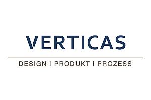 Verticas Logo - Werbeartikelhändler