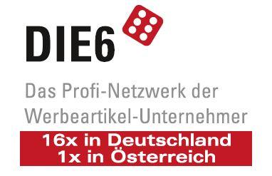 die6 logo - Werbeartikelhändler