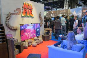 gamescom pc1 - Spielwiese für Zocker und Merch-Fans