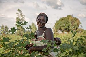 Caritas 151019 31 Esther Mbabazi - Kaya&Kato startet Spendenaktion
