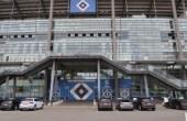 HSV Merchandising Messe: Über'm Platz