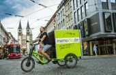 memo AG: Emissionsfreier Versand in Würzburg