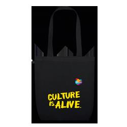 CYR Culture is Alive Bio Stoffbeutel - Diskurs trotz Distanz